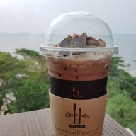 เมนูของร้าน The Chocolate Factory Shop & Restaurant Pattaya