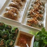เมนูของร้าน Le hà Long อาหารเวียดนาม