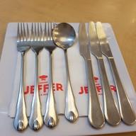 บรรยากาศ Jeffer Steak  เสริมไทยคอมเพล็กซ์มหาสารคาม