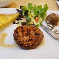 เมนูของร้าน Jeffer Steak  เสริมไทยคอมเพล็กซ์มหาสารคาม