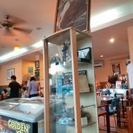 บรรยากาศ ร้านนัดชานชาลา