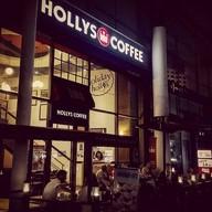 หน้าร้าน Hollys Coffee สุขุมวิท