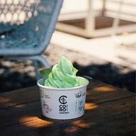 Melon Yoghurt Icecream