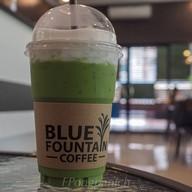 เมนูของร้าน Blue Fountain Coffee