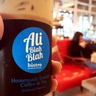 เมนูของร้าน Ali Blah Blah Bistro