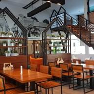 บรรยากาศ N1 Cafe & Green