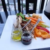 เมนูของร้าน Horizon Rooftop Restaurant & Bar, Hilton Pattaya