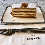 เมนูของร้าน Paris Mikki สุขุมวิท 19