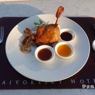 เมนูของร้าน BANGKOK BALCONY Baiyoke Sky Hotel ชั้น 81