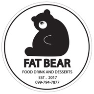 Fat Bear food drink and Desserts