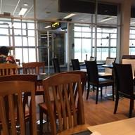 บรรยากาศ Caffe Ritazza สนามบินหาดใหญ่