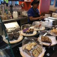 เมนูของร้าน Caffe Ritazza สนามบินหาดใหญ่