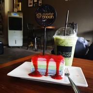 เมนูของร้าน Sweet@moon ริมน้ำจันทบูร