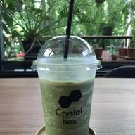 เมนูของร้าน Crystal Box Cafe'