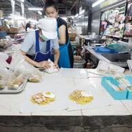 หมี่กระดาษ ตลาดช้างเผือก