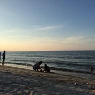 บรรยากาศ หาดนราทัศน์