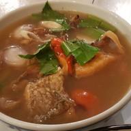 เมนูของร้าน TAAN Organic Cafe & Meal