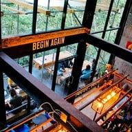 BEGIN AGAIN Cafe'