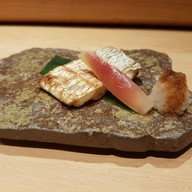 เมนูของร้าน Ginza Sushi Ichi