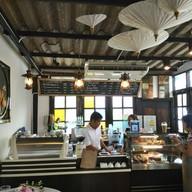 บรรยากาศ ตู้กาแฟ Tu-coffee