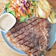 เมนูของร้าน Bros Burger & Steak ฟู้ดทรัค