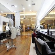 เมนูของร้าน Shiseido Salon and Spa สยามพารากอน