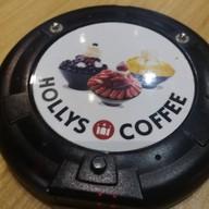 Hollys Coffee สุขุมวิท