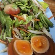 เมนูของร้าน โกวนัน อาหารตามสั่ง 24 ชั่วโมง (Gownan Street Food 24Hrs) เสนานิคม (Delivery by วังหิน)