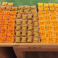 เมนูของร้าน ขนมไทย ไพจิตต์