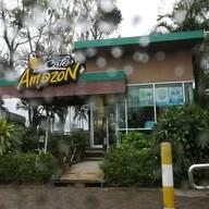 หน้าร้าน Café Amazon ปตท.ศรีประจันต์ กม.113