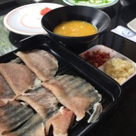 เมนูของร้าน U Mai Kai Ten Sushi @ J Park