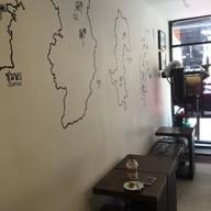 บรรยากาศ Mont Dao Coffee  X Mouk Mouk ทองหล่อ ซอย 10