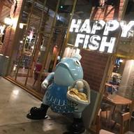 หน้าร้าน Happy Fish เอเชียทีค