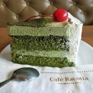 เมนูของร้าน Cafe' Racotta
