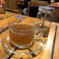เมนูของร้าน น้ำขิงน้ำชา