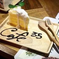 เมนูของร้าน Cafe'35 By Porchland ชัยพฤกษ์