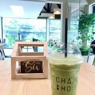 เมนูของร้าน Chaho Cafe'