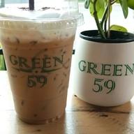 เมนูของร้าน Green 59