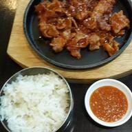 เมนูของร้าน Hanyang