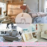 บรรยากาศ Waleerat Clinic สยามสแควร์