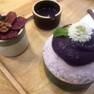 เมนูของร้าน Cafe Bora สยามพารากอน