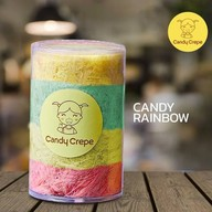 เมนูของร้าน Candy Crepe กิ่งแก้ว