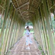 บรรยากาศ สะพานฮอมฮัก