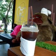เมนูของร้าน King Kong Cafe
