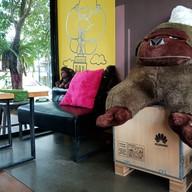 บรรยากาศ King Kong Cafe