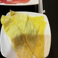 เมนูของร้าน Shabu 101 Degree สีลมคอมเพล็ก