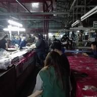 บรรยากาศ หมี่กระดาษ ตลาดช้างเผือก