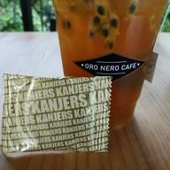 เมนูของร้าน Oro Nero Cafe