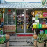 หน้าร้าน ร้านแตงโม คชพลหน้าแม่ฟ้าหลวง