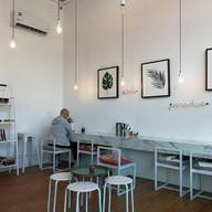 บรรยากาศ CAFFEINE LAB CAFE 101/1